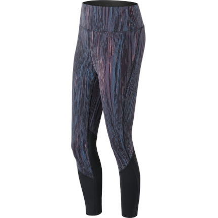 New Balance Women's Elixir Print Studio Gym Tight
