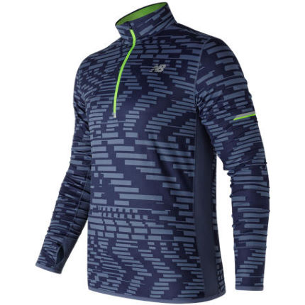 New Balance Impact Run 1/2 Zip Top