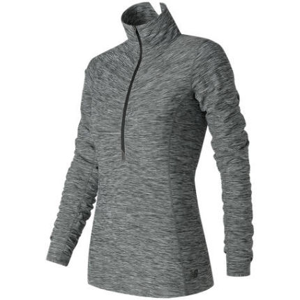 New Balance In Transit Laufshirt Frauen (1/2 RV)