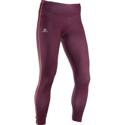 Mallas largas Salomon Elevate para mujer