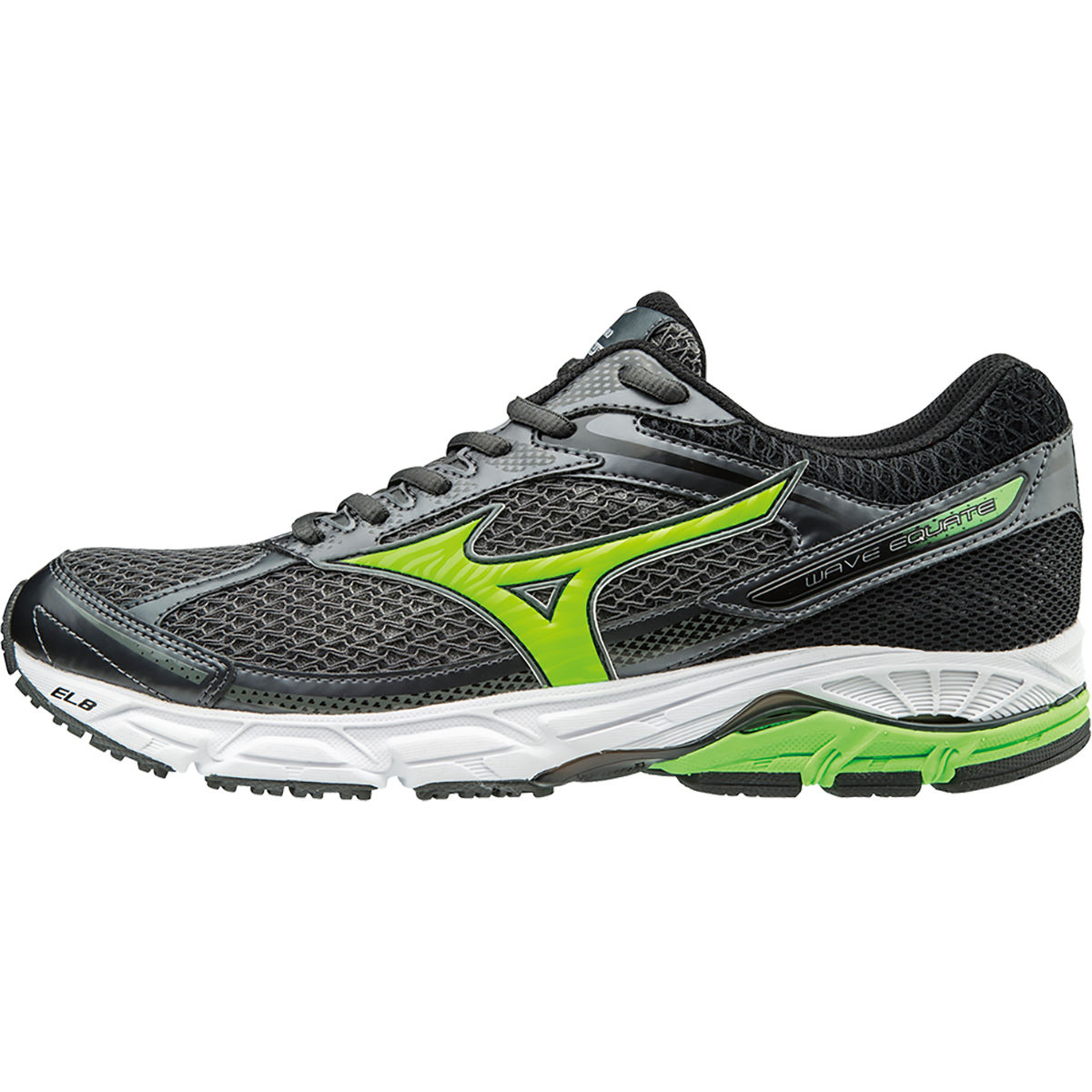 Chaussures Mizuno Wave Equate - UK 13 DarkShadow/GreenGeck