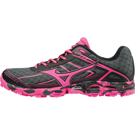 Mizuno Women's Wave Hayate 3 Shoes