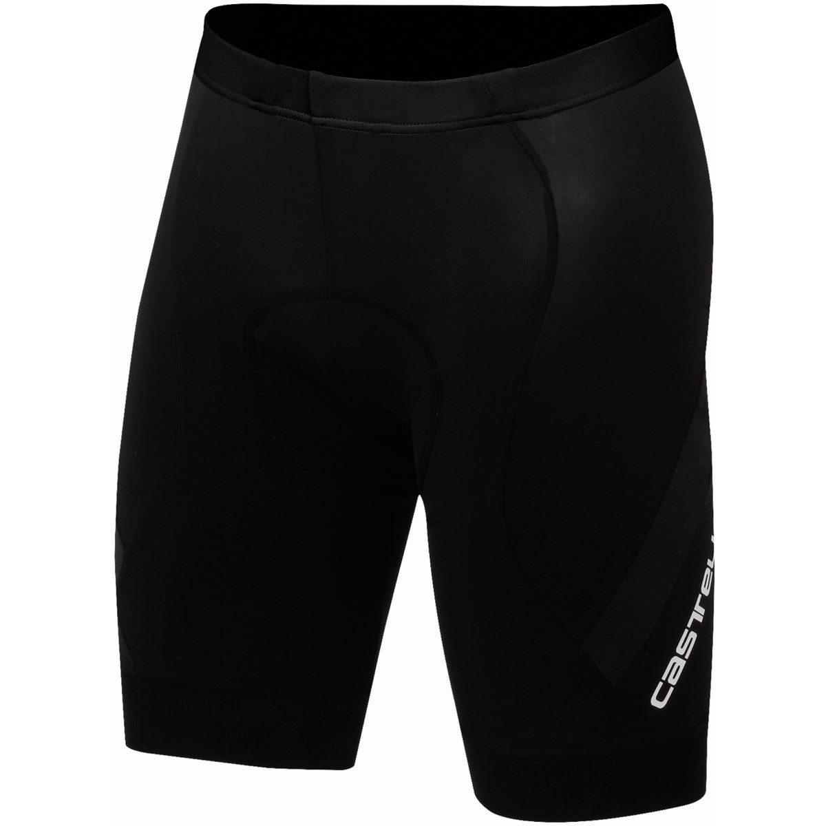 Cuissard court à bretelles Castelli Endurance X2 - XL Black (White Wordmar Cuissards en lycra