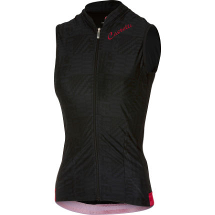 Maillot sin mangas Castelli Bellissima para mujer