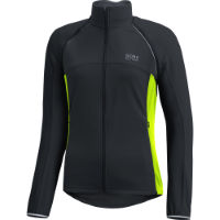 Gore Bike Wear Womens Phantom Windstopper Zip Off Jacket