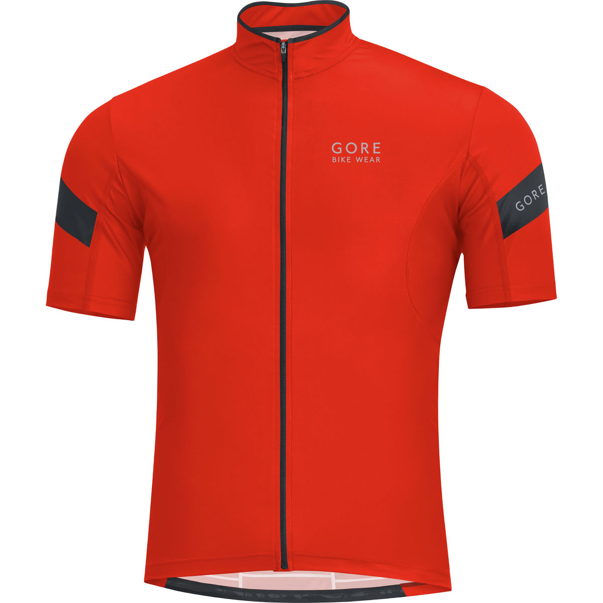 Maillot Gore Bike Wear Power 3.0 (manches courtes) - M Orange/Black