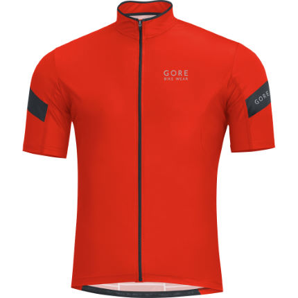 Gore Bike Wear Power 3.0 fietstrui (korte mouwen)