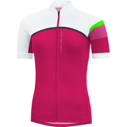 Gore Bike Wear Power CC Radtrikot Frauen (kurzarm)