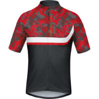 Gore Bike Wear Power Trail Short Sleeve Jersey
