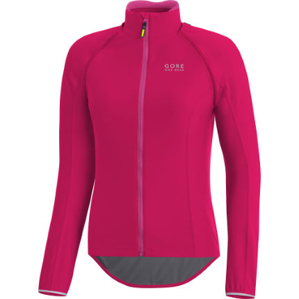 Gore Bike Wear Power Windstopper fietsjas voor dames (afritsmouwen)