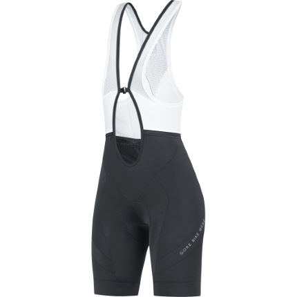 Gore Bike Wear Power Shorts+ fietsbroek met bretels voor dames