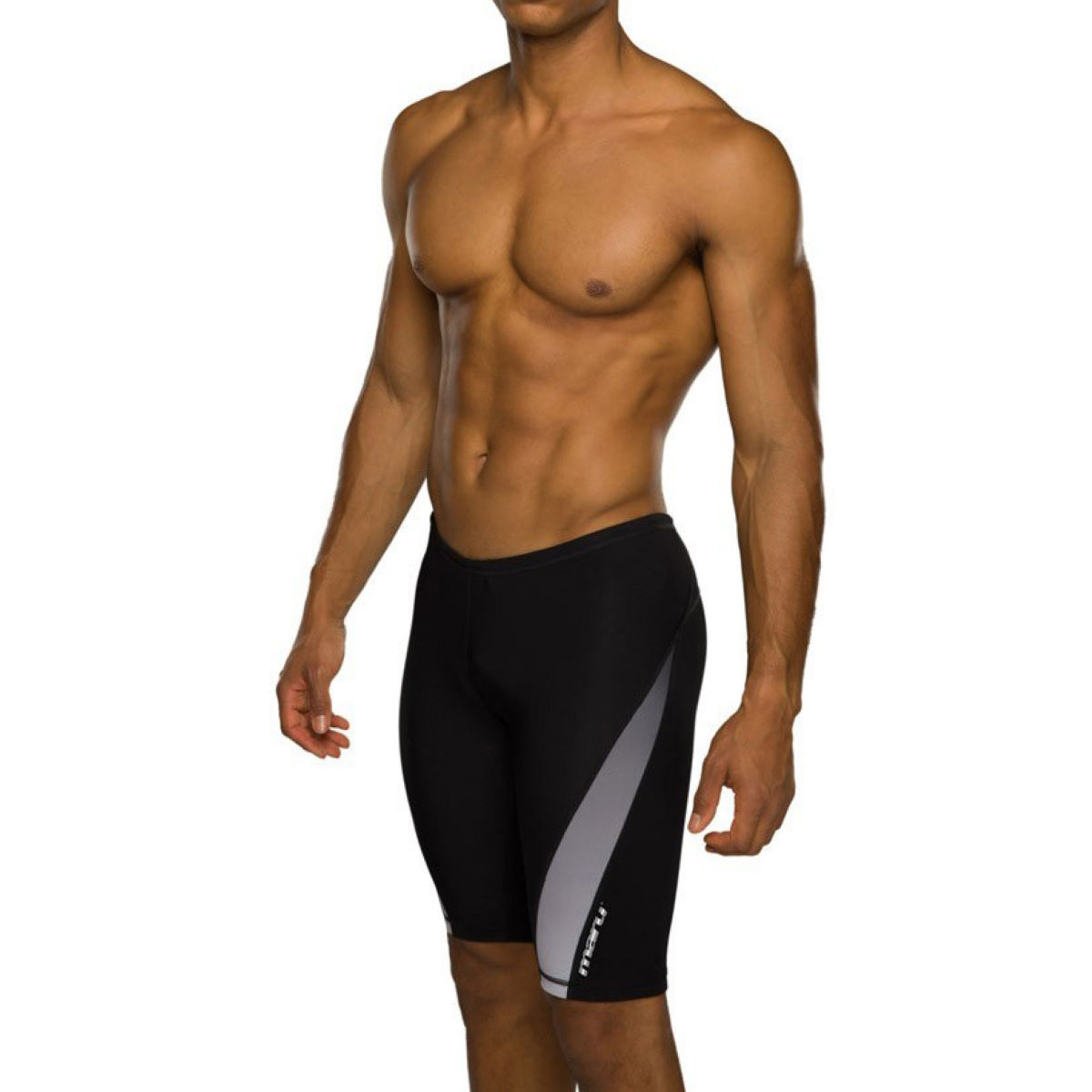 Maru Jammers - 30 Black | Adult Swimwear