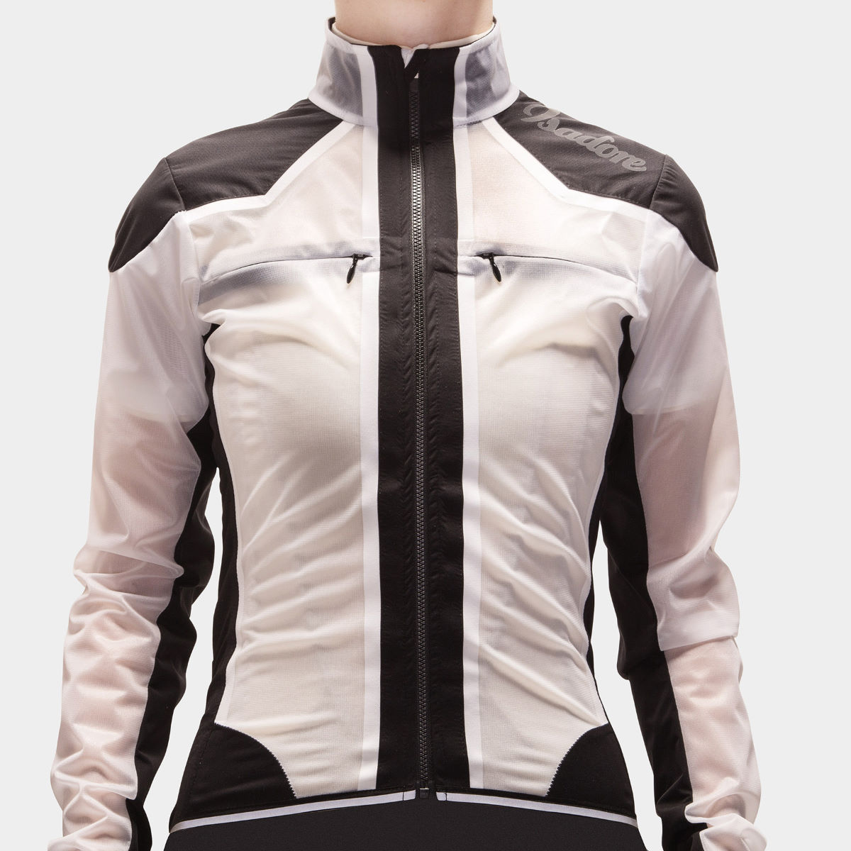 Veste Femme Isadore The Essential - M Noir Coupe-vents vélo