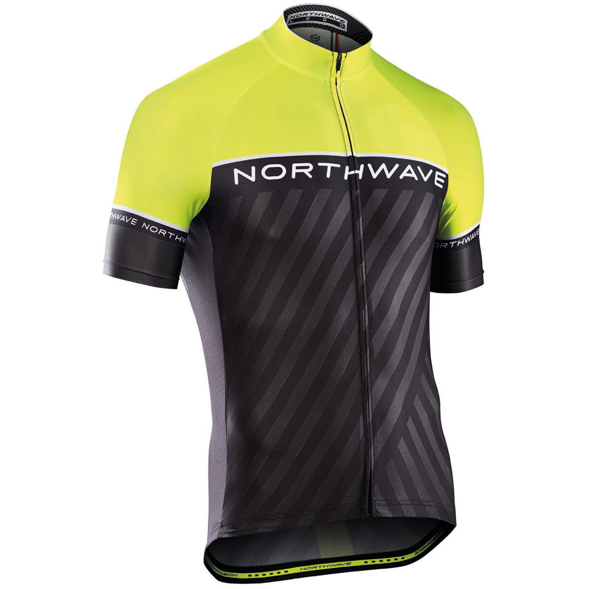 Maillot Enfant Northwave Logo 3 (manches courtes) - 5-6 years