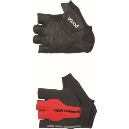 Northwave Flash Short Finger Gloves