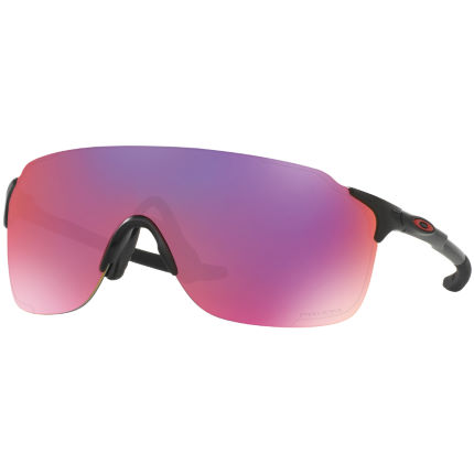 Oakley EVZero Stride Matte Black w/ Prizm Road Black/Purp