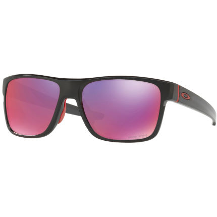 Oakley Crossrange Black Ink w/ Prizm Road Black/Purple