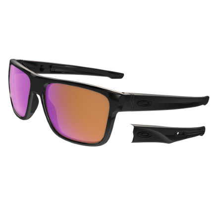Oakley Crossrange Carbon w/ Prizm Trail Grey/Orange