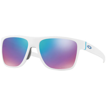 Oakley Crossrange XL Prizm Snow Solglasögon (Polished White)
