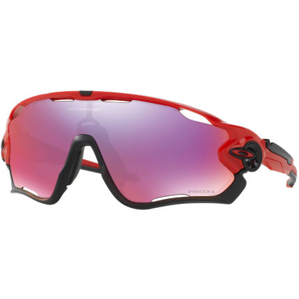 Oakley Jawbreaker Redline w/ Prizm Road Red/Purple
