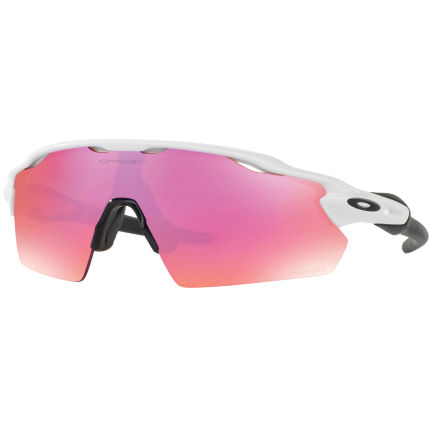 Oakley Radar EV Pitch Polished White w/ Prizm Trail White