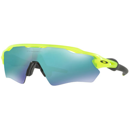 Oakley Radar EV XS Path Uranium w/Jade Iridium Yellow/Gre