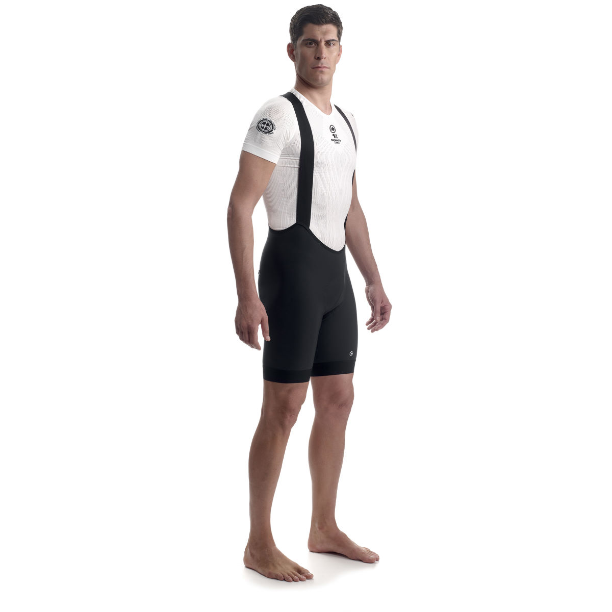 Assos T.mille_S7 Bib Shorts   Lycra Cycling Shorts