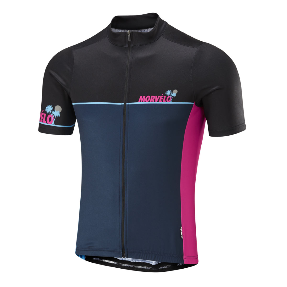 Maillot Morvelo Crocket (manches courtes) - S Crocket
