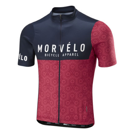 Morvelo Double Good Radtrikot (kurzarm)