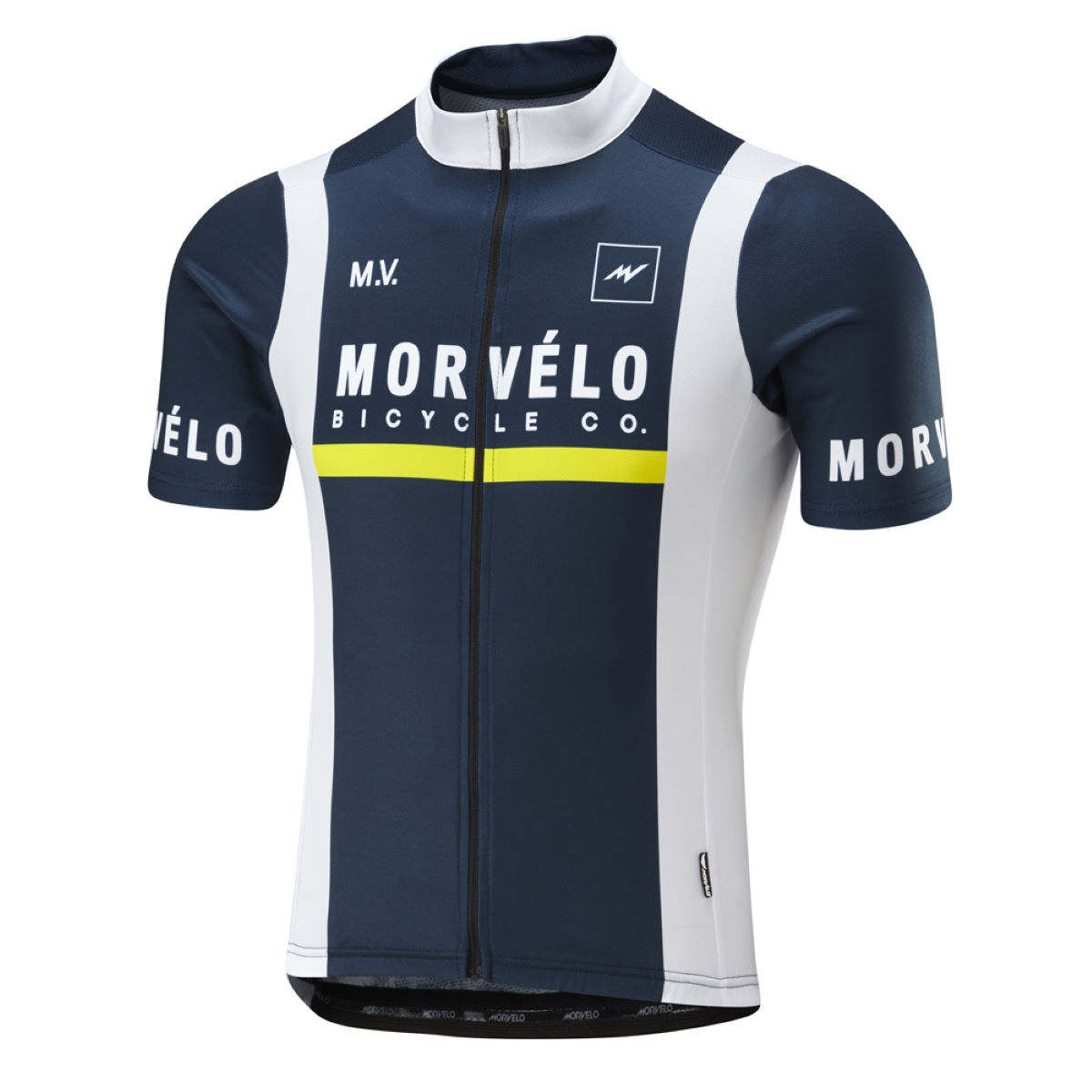 Maillot Morvelo Fifty (manches courtes) - S Fifty