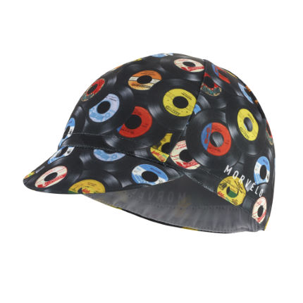 Casquette Morvelo Kingston (multicolore/noire)