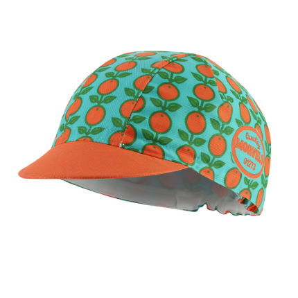 Morvelo Orange Cap Orange One Size