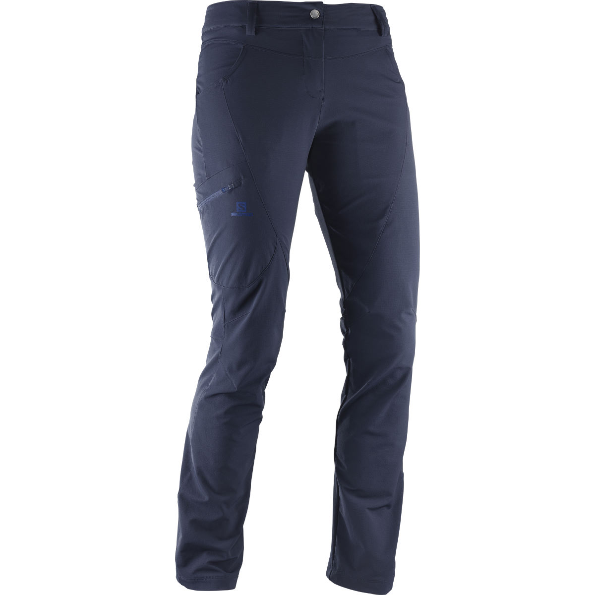 Pantalon Femme Salomon Wayfarer Utility - XL Night sky