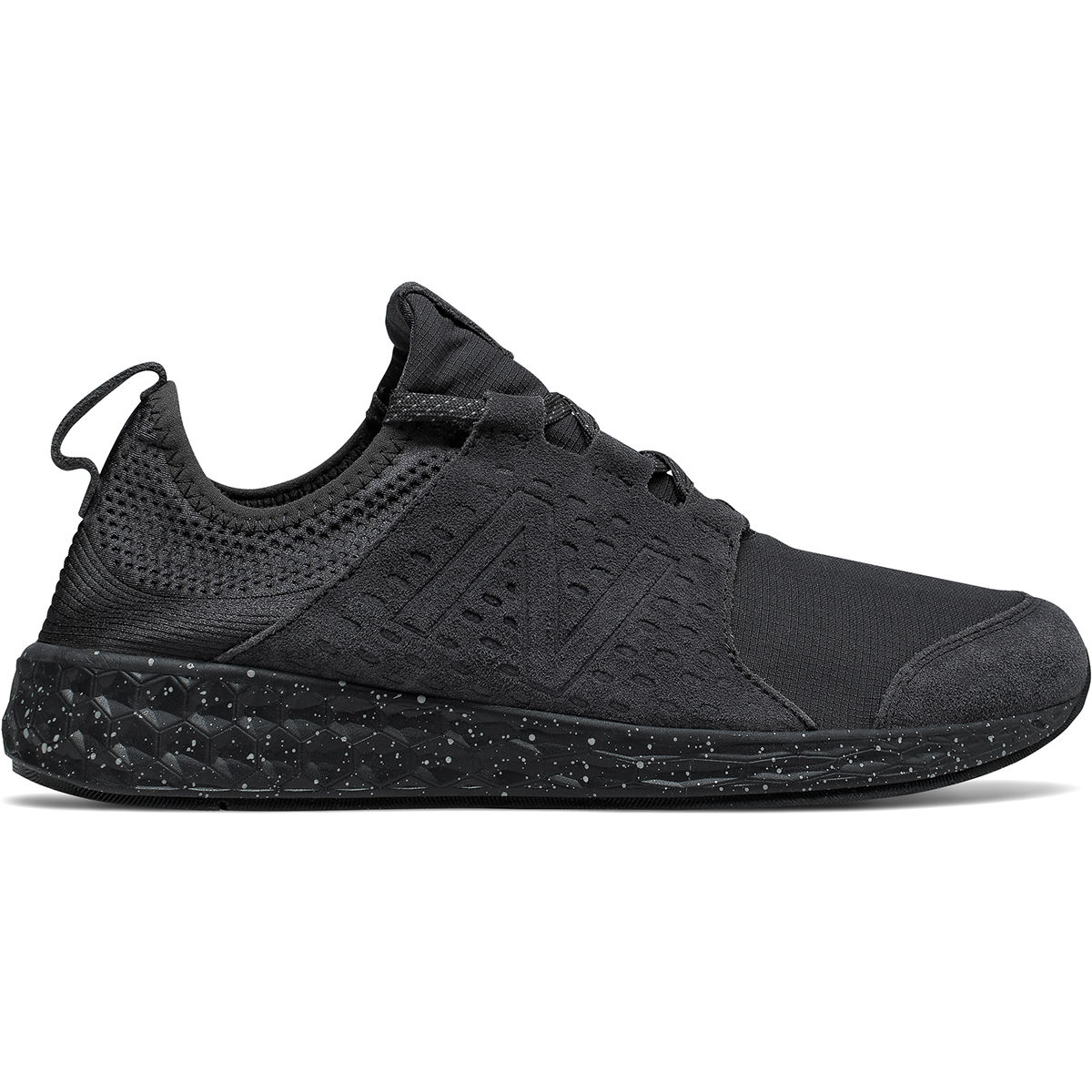 Chaussures New Balance Fresh Foam Cruz v1 - UK 11 Noir