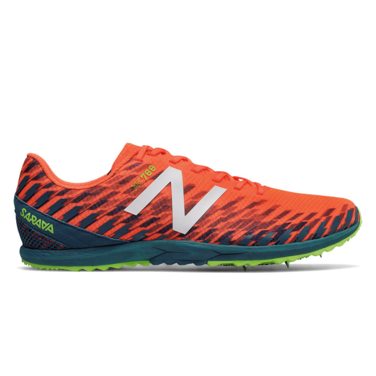 Chaussures de cross-country New Balance 700 (à pointes) - UK 11