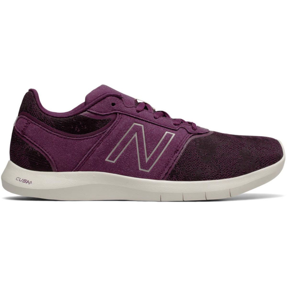 Chaussures Femme New Balance WL415 v1 - UK 4 Mulberry