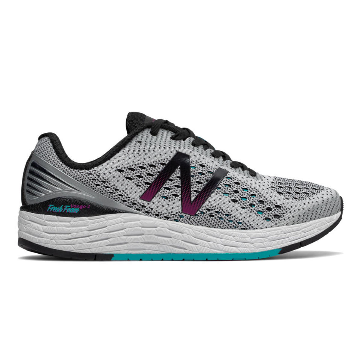 Chaussures Femme New Balance Fresh Foam Vongo - UK 4.5 Blanc