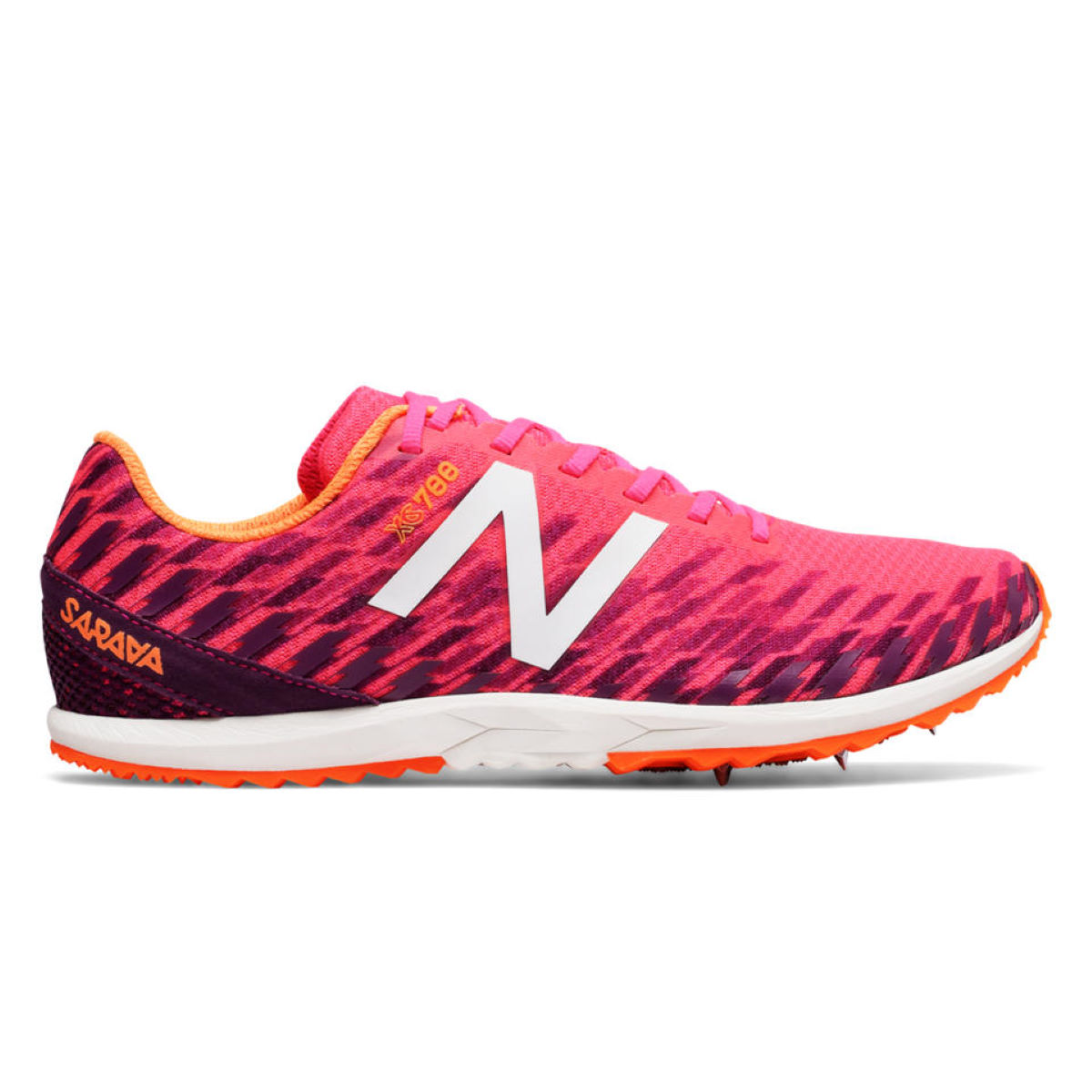 Chaussures de cross-country Femme New Balance 700 (à pointes) - UK 6.5