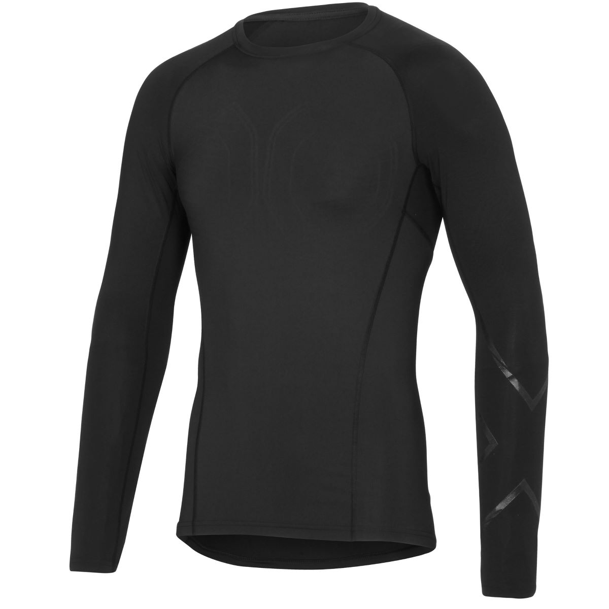 Maillot à compression 2XU MCS Cross Training - XL Black/Nero