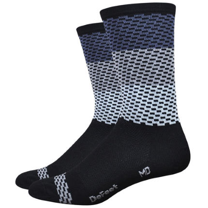 DeFeet Aireator Hi Top Charleston Socks