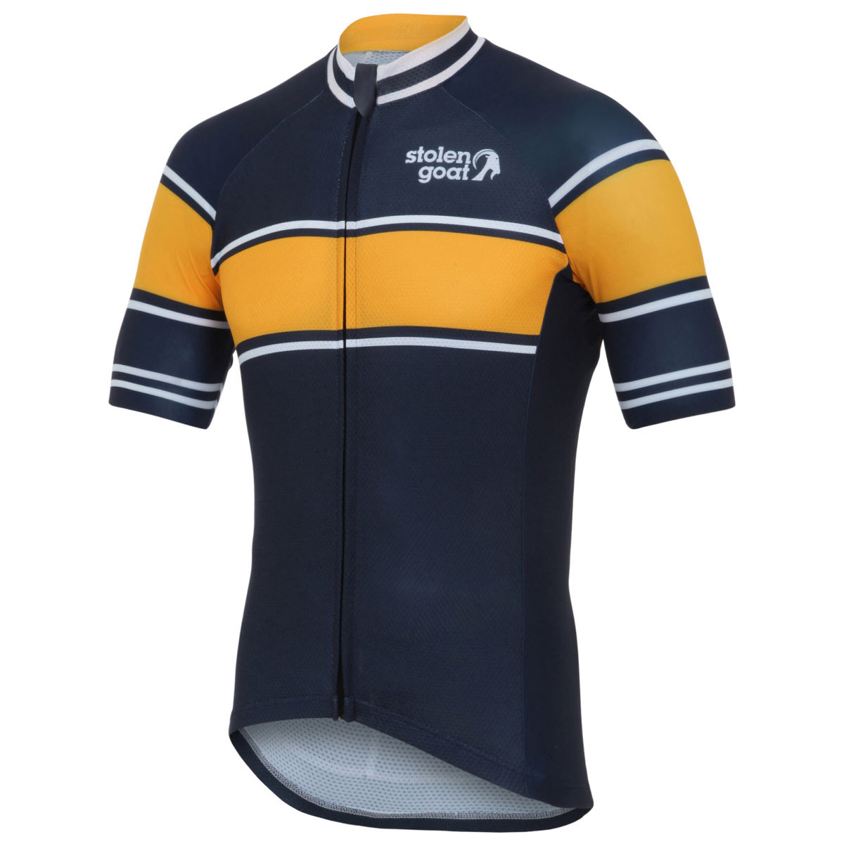 Maillot Stolen Goat Bodyline Flex (manches courtes) - S Flex Navy