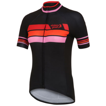 Stolen Goat Women's Bodyline Rapid Fire Short Sleeve Jersey