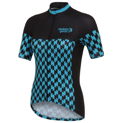 Stolen Goat Women's Bodyline Dogtooth Short Sleeve Jersey