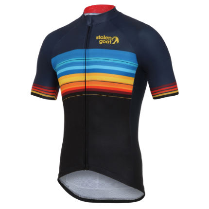 Stolen Goat Bodyline Sundown Short Sleeve Jersey