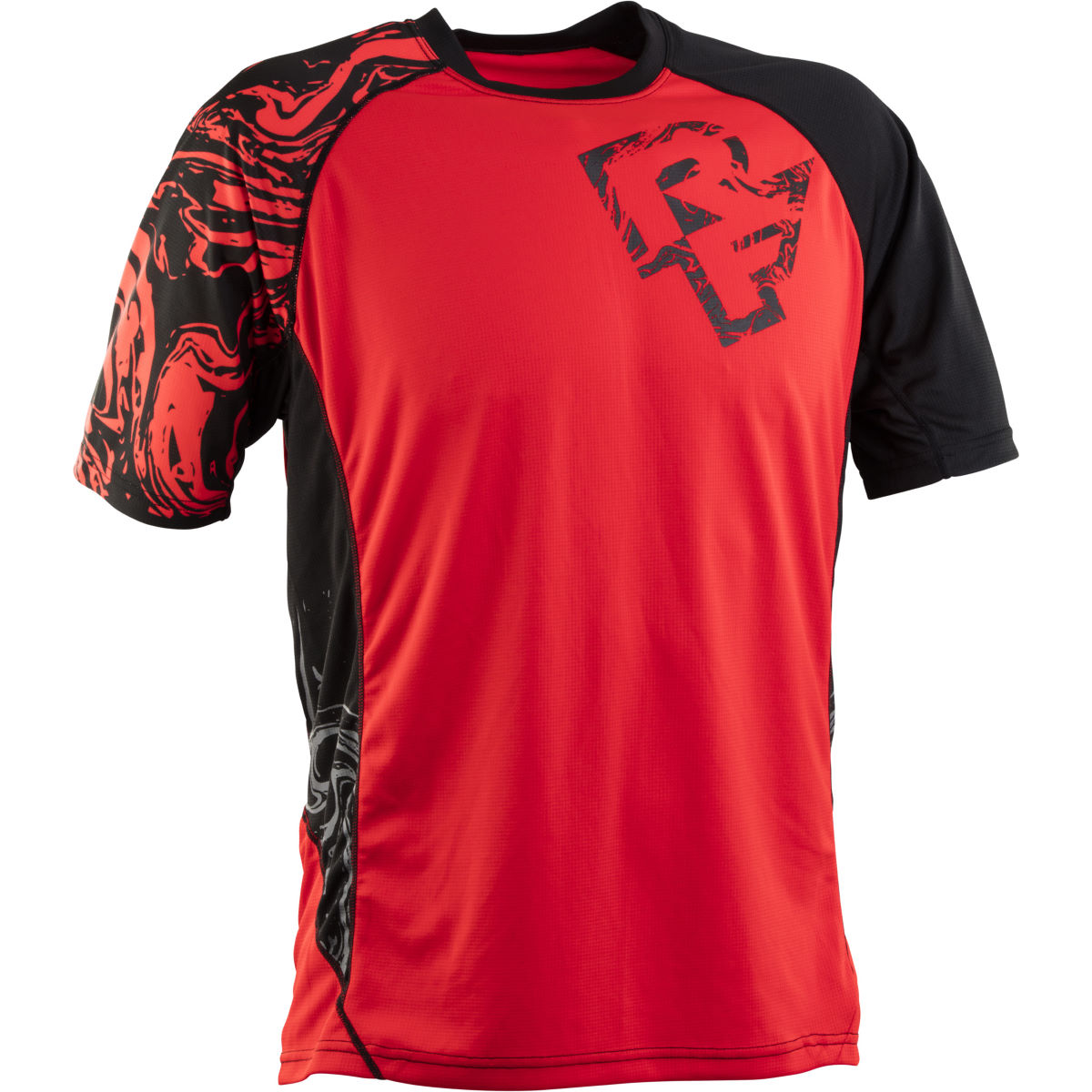 Maillot Race Face Indy (rouge/noir) - XL Rouge/Noir Maillots