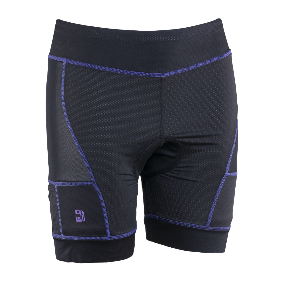 Sous-short Femme Race Face Stash Liner (noir) - Medium Stealth