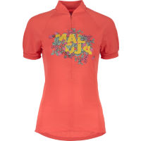 Maloja Womens HalfingM.1/2 Bike Short Sleeve Jersey