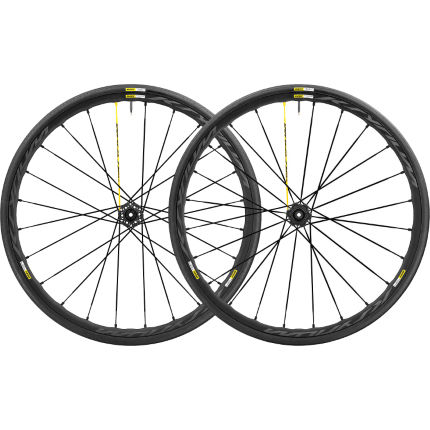 Mavic Ksyrium Pro Disc Wheelset (WTS) (6 Bolt)