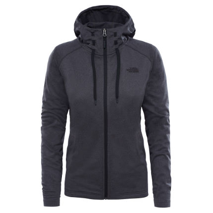 The North Face Tech Mezzaluna HD Fleecejacke Frauen