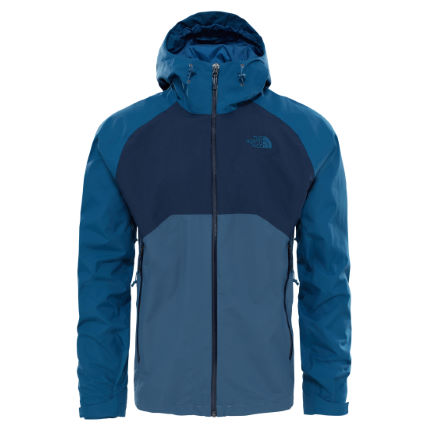 Chaqueta The North Face Stratos (con capucha)